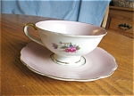 Click here to enlarge image and see more about item bayreuth40601: Royal Bayreuth Teacup Vintage