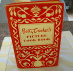 Click here to enlarge image and see more about item bettycrocker5015: Betty Crocker Picture Cookbook 1st Edition