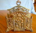 Click to view larger image of Antique Bradley & Hubbard Letter Holder (Image2)