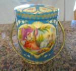 Click here to enlarge image and see more about item biscuittin0712: Vintage Biscuit Tin British