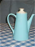 Click here to enlarge image and see more about item blucoff12021: Vintage CCP Coffeepot