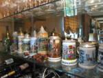 Click to view larger image of Vintage Porcelain German Beer Stein (Image7)