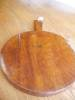 Click to view larger image of Vintage Signed Decorative Cutting Board (Image4)