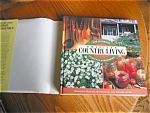 Click here to enlarge image and see more about item bok07072: American Country Living Book