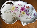 Click here to enlarge image and see more about item bonn120525: Royal Bonn Tray Antique