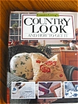 Click here to enlarge image and see more about item book80419: Country Living Country Look Book