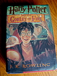 Click here to enlarge image and see more about item book91006: Harry Pottery Goblet of Fire First Edition