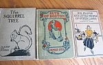 Click here to enlarge image and see more about item books10725: Three Antique Children's Books