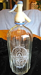 Click here to enlarge image and see more about item bottle10713a: Antique Gapp's London Bottle