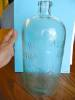 Click to view larger image of Antique Buffalo Lithia Water Bottle (Image3)