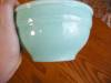 Click to view larger image of Vintage Aqua Mixing Bowl (Image3)