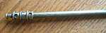 Click here to enlarge image and see more about item brass92006: Vintage Brass Measuring Tool