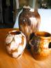 Click to view larger image of Brush McCoy Antique Onyx Vase (Image4)