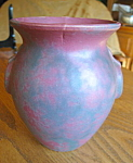 Click here to enlarge image and see more about item burleywinter50718: Vintage Burley Winter Art Pottery