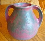 Click to view larger image of Vintage Burley Winter Blended Vase (Image1)