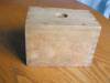 Click to view larger image of Primitive Wooden Butter Mold (Image2)