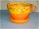 Click here to enlarge image and see more about item cal12023: Vintage Califorina Originals Planter Large