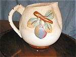 Click here to enlarge image and see more about item calif11031: Artistic California Pottery Pitcher
