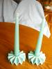 Click to view larger image of Vintage Candle Holders  (Image2)