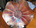 Click here to enlarge image and see more about item carnival20701: Fenton Antique Carnival Glass Bowl