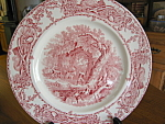 Click here to enlarge image and see more about item ccliff50614: Royal Staffordshire Dinner Plates