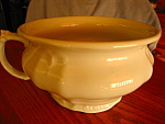 Johnson Bros. Ironstone Chamber Pot