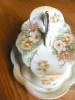 Click to view larger image of Porcelain Butter Dish (Image3)