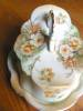 Click to view larger image of Porcelain Butter Dish (Image4)