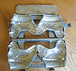 Click to view larger image of Double Hen Chocolate Mold (Image1)