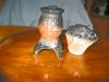 Click to view larger image of Vintage Stove and Coal Bucket Shakers (Image3)