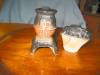 Click to view larger image of Vintage Stove and Coal Bucket Shakers (Image4)