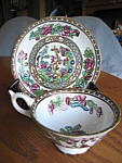 Click to view larger image of Coalport  Indian Tree Teacup (Image1)