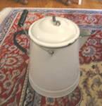 Click to view larger image of Huge Vintage Graniteware Coffee Boiler (Image6)