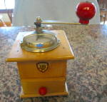 Vintage German Coffee Grinder