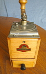 Click here to enlarge image and see more about item coffeegrinder70807: Fassenhaus Coffee Grinder