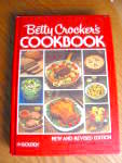 Click here to enlarge image and see more about item cookbook080810: Betty Crocker New & Revised Cookbook