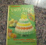 Foodorama Party Book Vintage