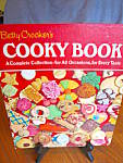 Click here to enlarge image and see more about item cooky010910: Vintage Betty Crocker Cooky Book