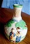 Click here to enlarge image and see more about item cottageware10609: Vintage Cottageware Vase