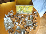 Vintage Cookie Cutter Assortment