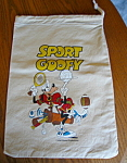Click to view larger image of Walt Disney Canvas Tote (Image1)