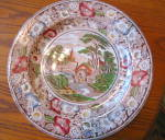 Click to view larger image of Vintage English Display Platter (Image7)