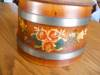 Click to view larger image of Artist Signed Vintage Firkin (Image2)