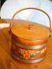 Click to view larger image of Artist Signed Vintage Firkin (Image6)