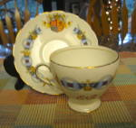 Click to view larger image of Foley Vintage Coronation Teacup (Image5)