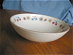 Click here to enlarge image and see more about item fran20406: Vintage Franciscan Vegetable Bowl