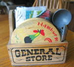 Click here to enlarge image and see more about item generalstore1114: Vintage Kitchen Collectibles