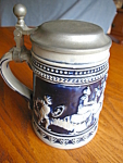 Click to view larger image of Gerz West German Stoneware Stein (Image1)
