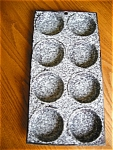 Click here to enlarge image and see more about item graniteware60528: Graniteware Muffin Pan
