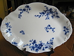 Click here to enlarge image and see more about item grindley100108: Antique Grindley Platter
